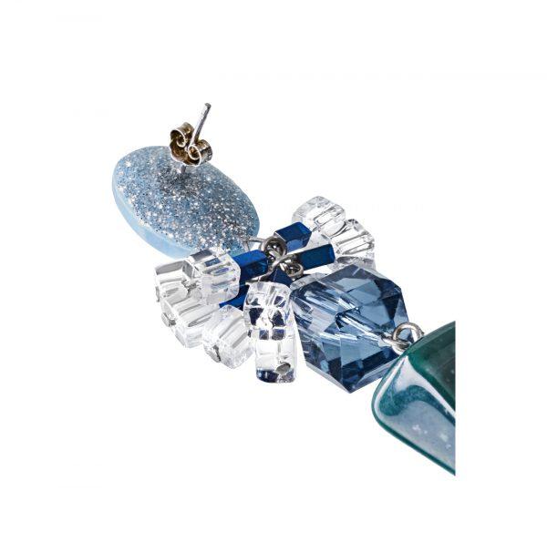 Golovina accessories gemstone jewellery gigi earrings