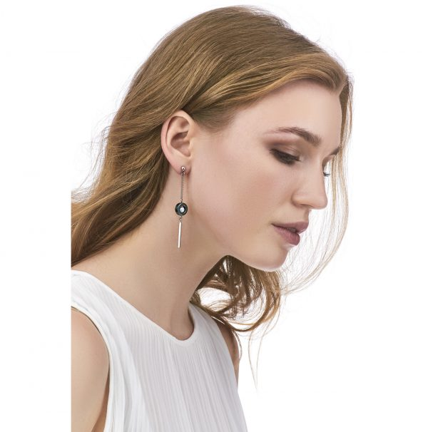 Golovina accessories gemstone jewellery alexa earrings