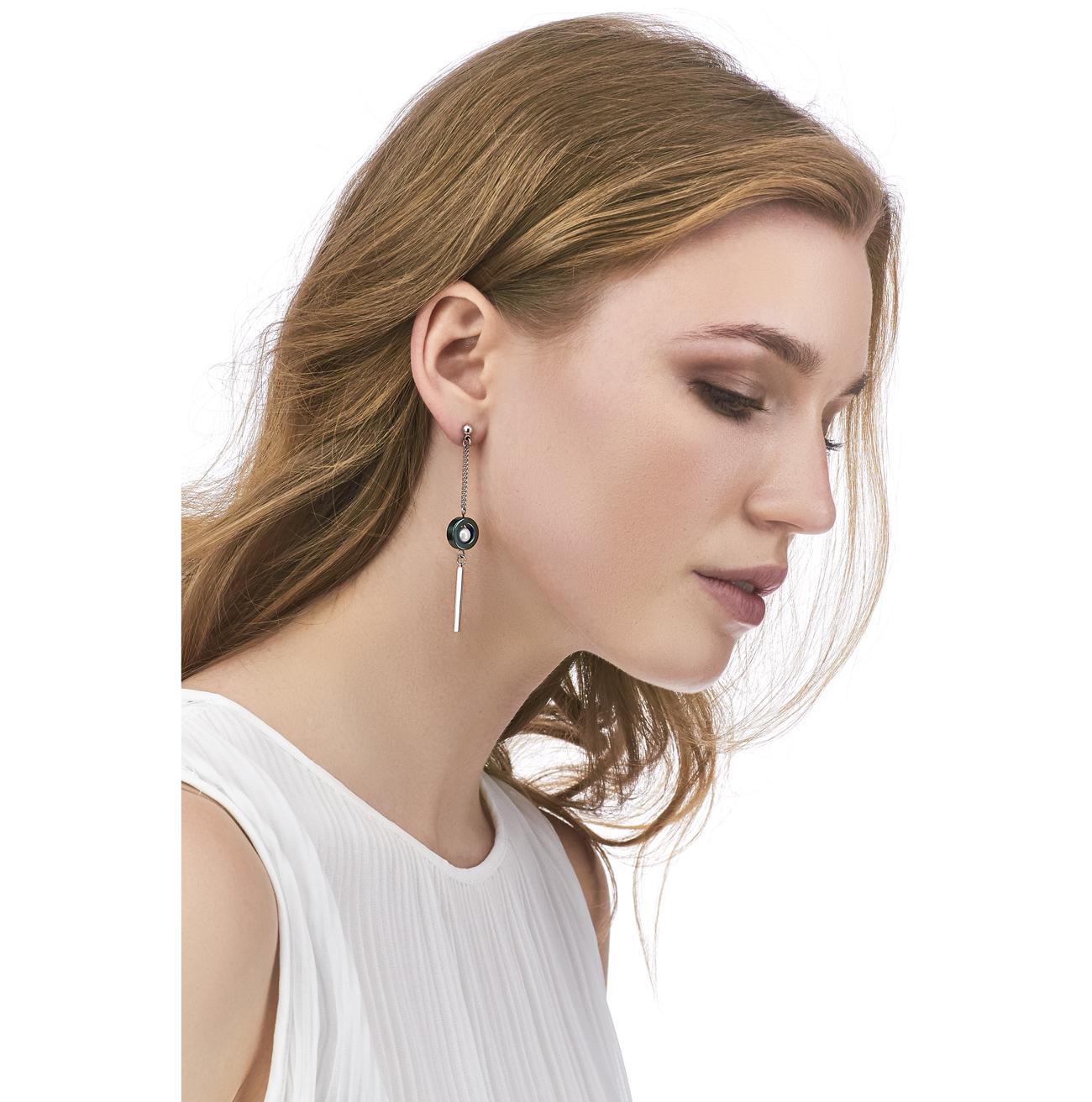 Golovina accessories ювелираня бижутерия серьги Alexa из натуральных камней