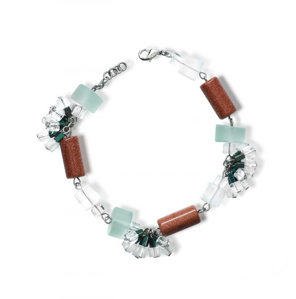 Golovina accessories gemstone jewellery becky bracelet