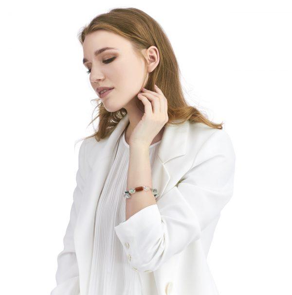 Golovina accessories ювелирная бижутерия браслет Becky из натуральных камней