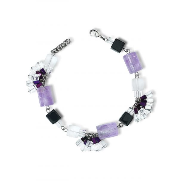 Golovina accessories gemstone jewellery celestia bracelet