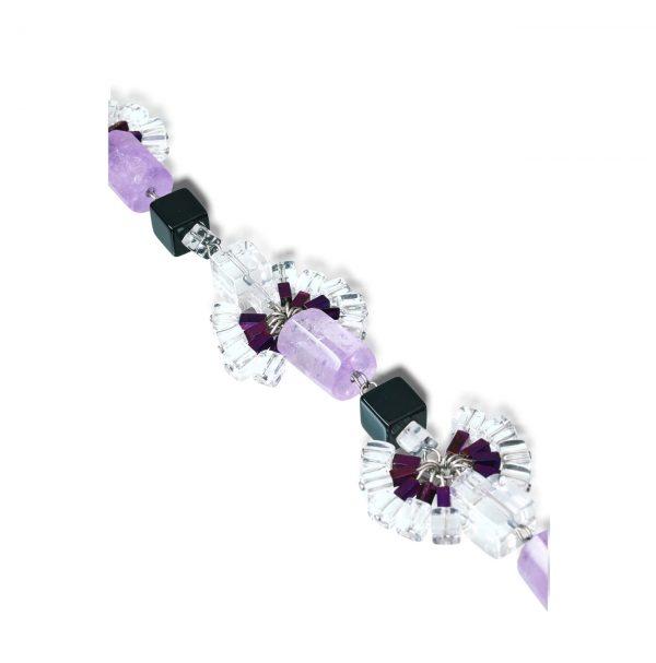 Golovina accessories ювелирная бижутерия браслет Celestia из натуральных камней