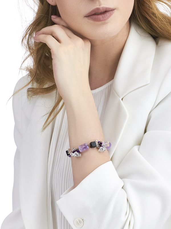 Golovina accessories gemstone jewellery celestia bracelet