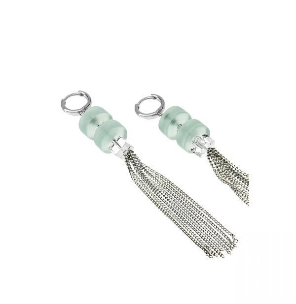 Golovina accessories gemstone jewellery chloe earrings