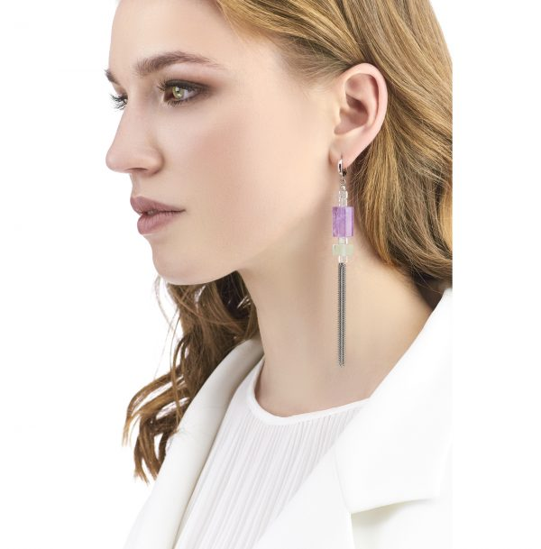 Golovina accessories gemstone jewellery eileen earrings