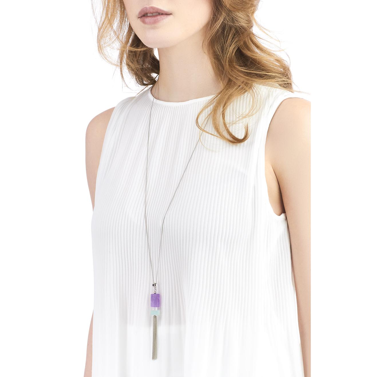 Golovina accessories ювелирная бижутерия колье Eileen из натуральных камней
