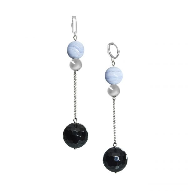 Golovina accessories gemstone jewellery emma earrings