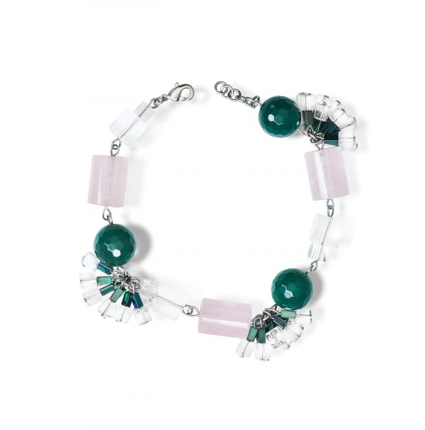 Golovina accessories gemstone jewellery gia bracelet