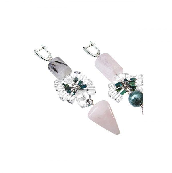Golovina accessories gemstone jewellery gia earrings