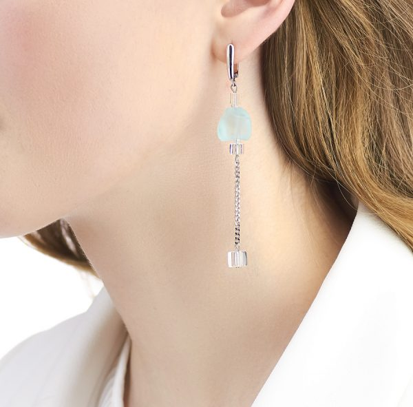 Golovina accessories ювелирная бижутерия серьги Grace из натуральных камней