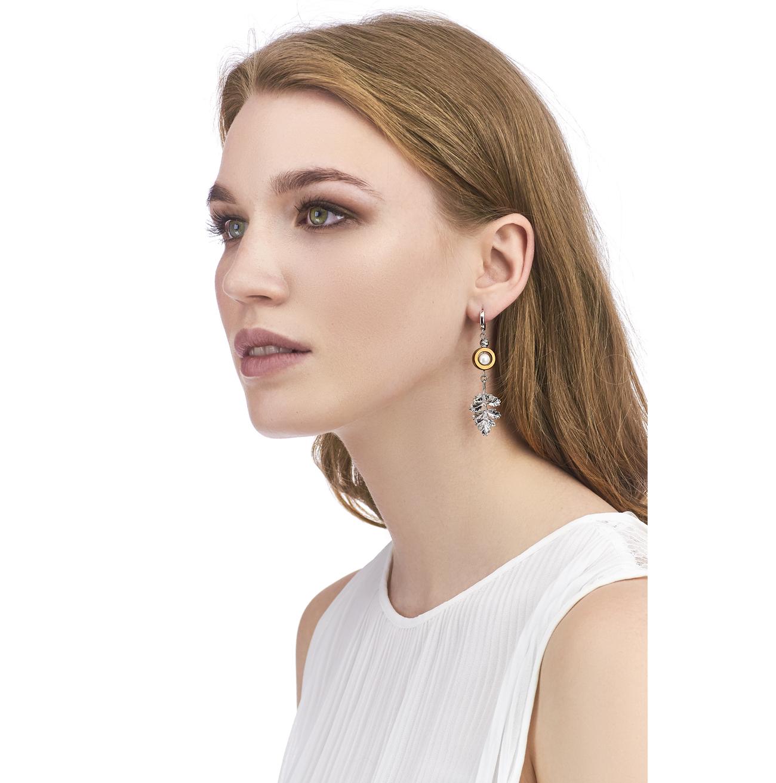Golovina accessories ювелирная бижутерия серьги Josie из натуральных камней