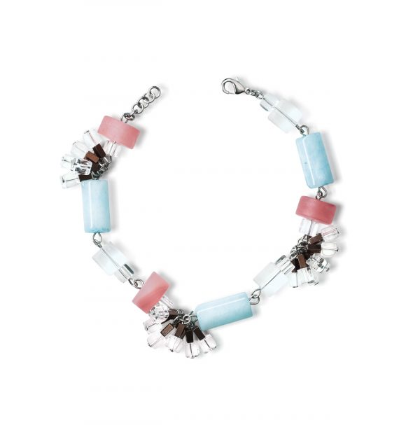 Golovina accessories gemstone jewellery lynn bracelet