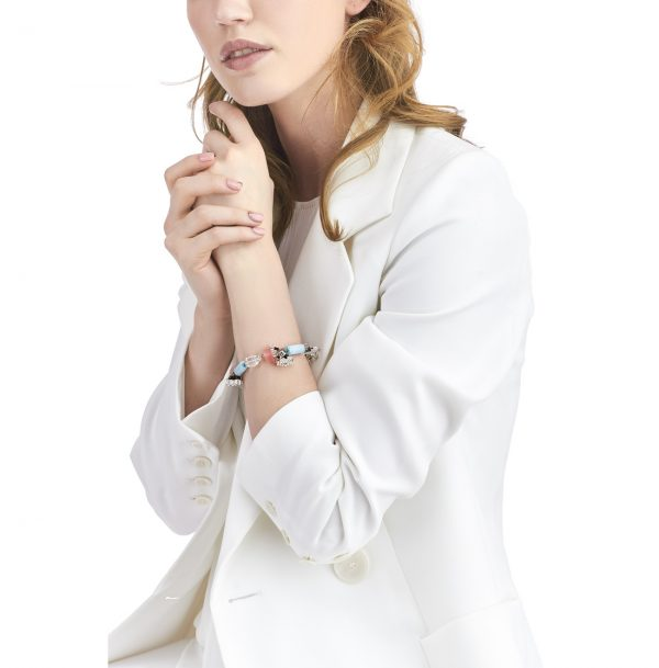 Golovina accessories ювелирная бижутерия браслет Lynn из натуральных камней