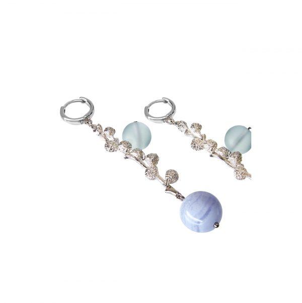 Golovina accessories gemstone jewellery nola earrings