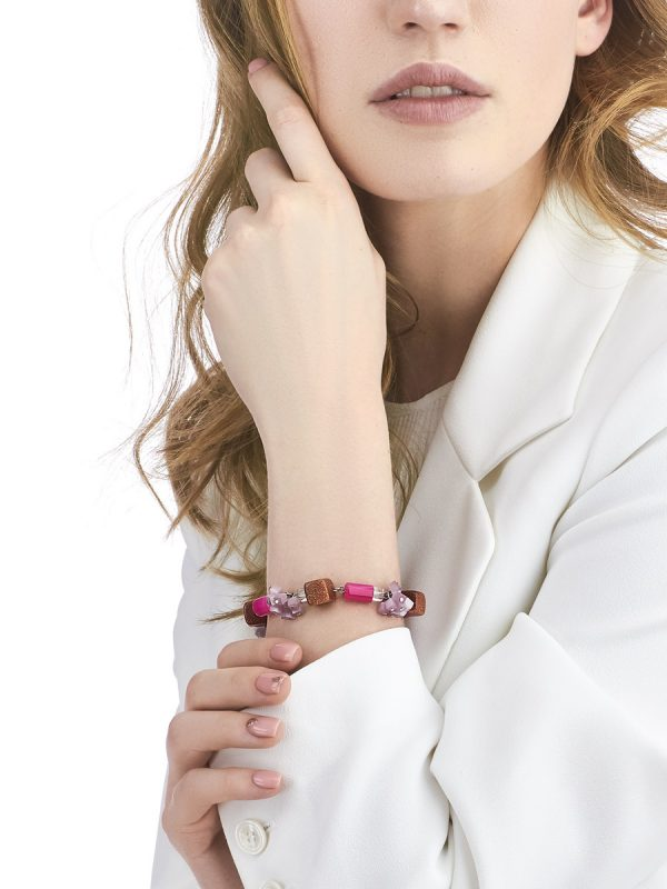 Golovina accessories ювелирная бижутерия браслет Rosaleen из натуральных камней