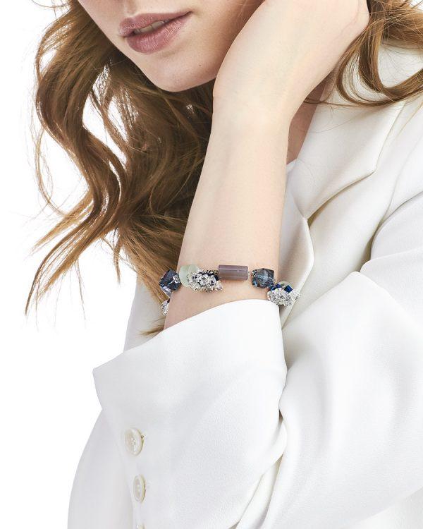Golovina accessories ювелирная бижутерия браслет Selena из натуральных камней