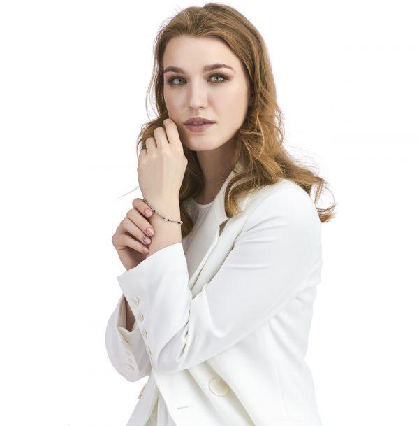 Golovina accessories gemstone jewellery stellar bracelet