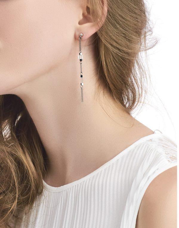 Golovina accessories ювелирная бижутерия серьги Stellar из натуральных камней