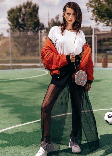 Golovina dedication clutch match ball bag collection