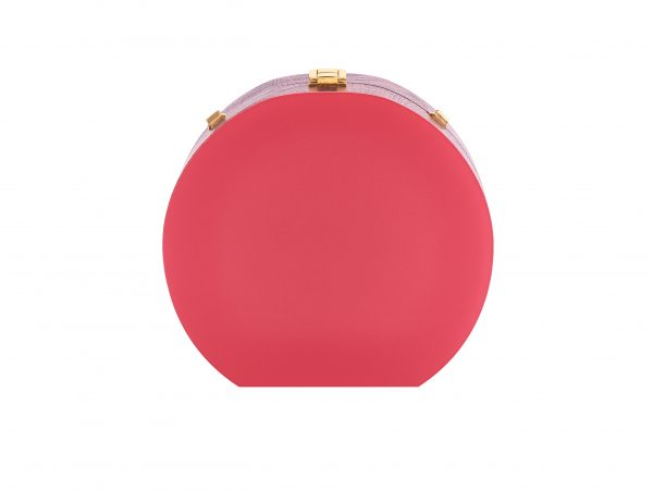 Golovina match ball clutch bag red and blue