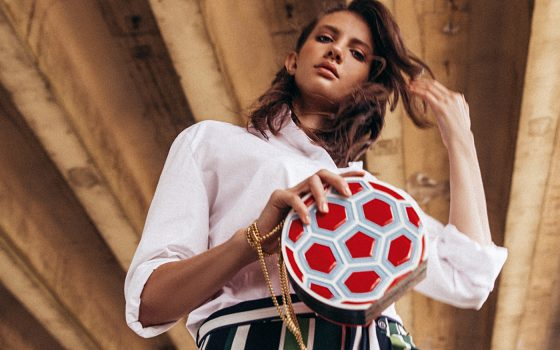 Golovina dedication clutch match ball bag collection