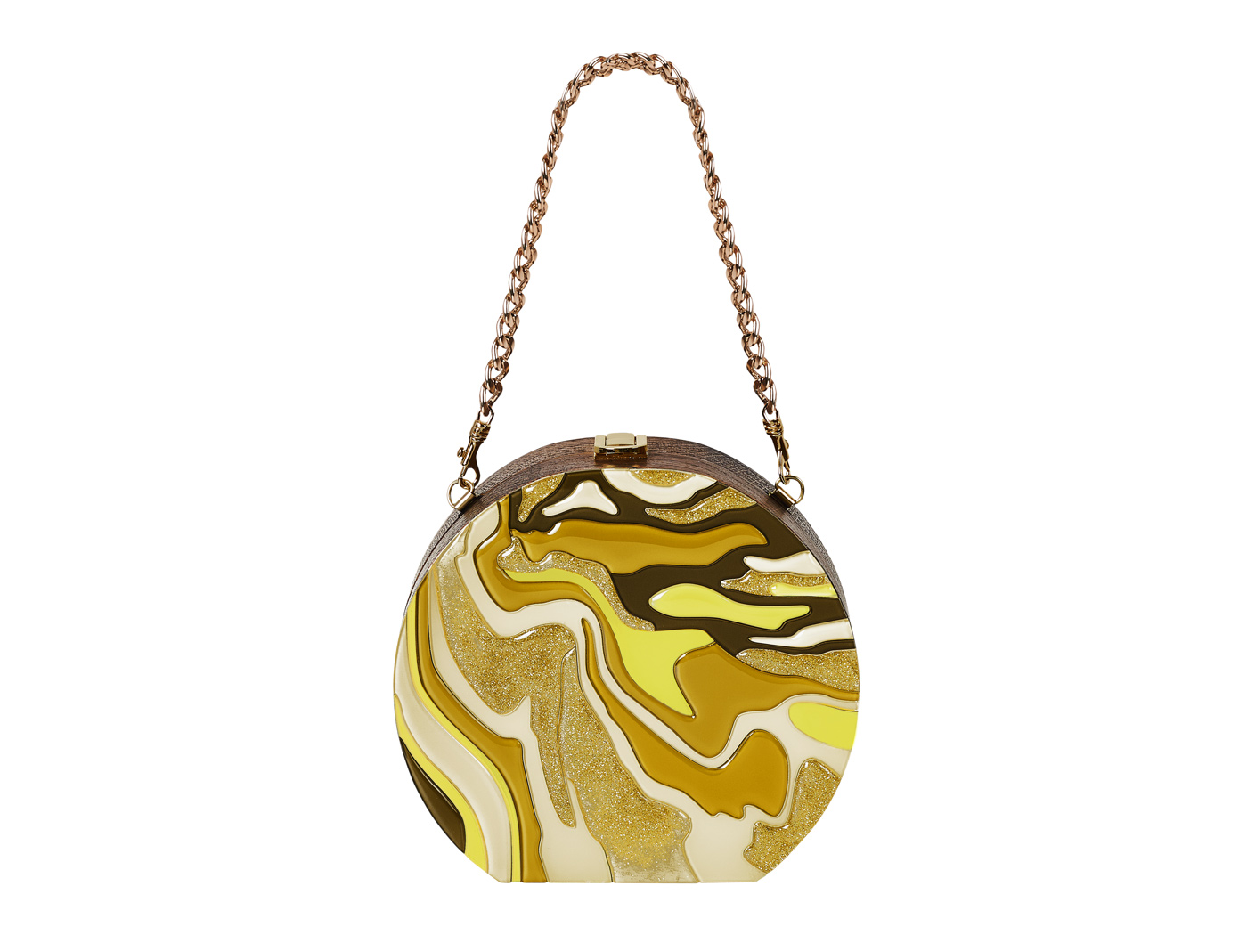 Golovina-marble-clutch-bag-mustard-and-yellow-4
