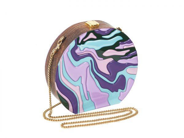 Golovina-marble-clutch-bag-violet-and-blue-2