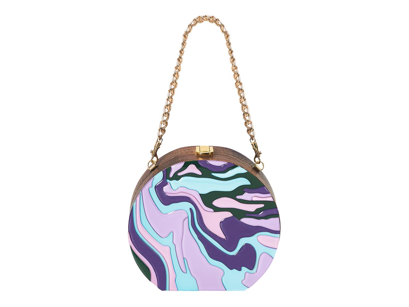 Golovina-marble-clutch-bag-violet-and-blue-4